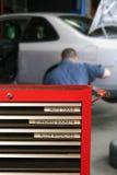 Mechaniker Lizenzfreie Stockfotos