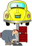 Mechaniker lizenzfreie abbildung