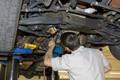 Mechanikerfunktion stockfotos