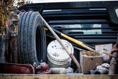 Mechanikerleben Lizenzfreie Stockbilder