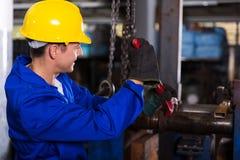 Mechanikeruniversalschraubenschlüssel Lizenzfreie Stockfotografie