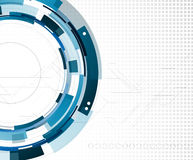 Mechanische abstracte achtergrond Royalty-vrije Stock Afbeelding