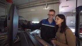 Mechanische besprekingen over de analyse stock videobeelden