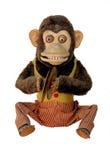 Mechanische Chimpansee stock afbeeldingen