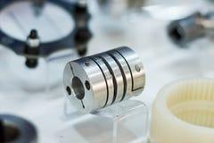 Mechanische flexible Koppelung lizenzfreies stockbild