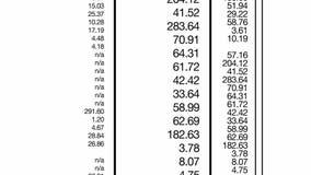 Mechanische Grafiek Monolijn royalty-vrije illustratie