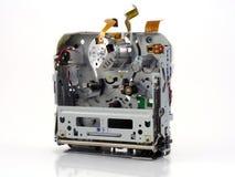 Mechanische hauptsächlichzus von einer Video Kamera stockfotografie
