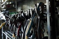 Mechanische het werkhulpmiddelen Royalty-vrije Stock Fotografie