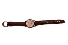 Mechanische horloges Stock Foto's