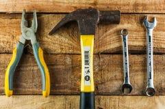 Mechanische hulpmiddelen stock foto