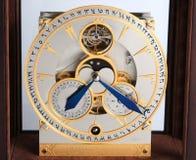 Mechanische klok Royalty-vrije Stock Afbeelding