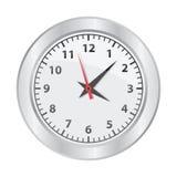 Mechanische klok Stock Afbeelding
