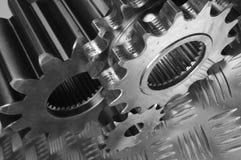 Mechanische Menagerie stockbild
