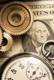 Mechanische pallen en chronometer Royalty-vrije Stock Afbeelding