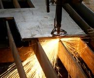 Mechanische productie Royalty-vrije Stock Fotografie