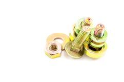 Mechanische toebehoren Stock Foto