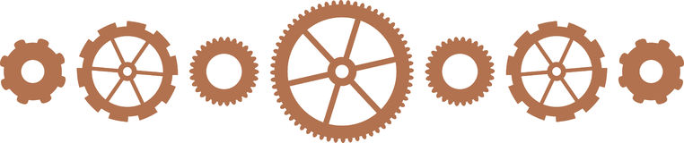 Mechanische toestellen Royalty-vrije Stock Foto