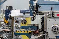 Mechanische verticale malenmachine Stock Afbeeldingen