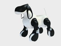 Mechanischer Hund Lizenzfreies Stockfoto