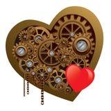 Mechanisches Herz Lizenzfreie Stockfotos