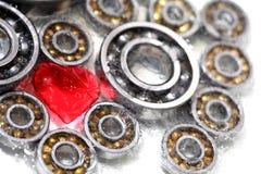 Mechanisches Liebes-Konzept Stockbilder