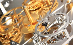 Mechanism Royalty Free Stock Photography
