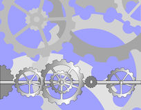 Mechanism Royalty Free Stock Image