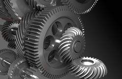 Mechanism Royalty Free Stock Image