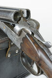 Mechanism of hunting gun Royalty Free Stock Image