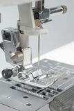 Mechanism Of Sewing Machine Stock Photos