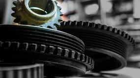 Mechanisme voor voertuigen Royalty-vrije Stock Foto's