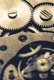 Mechanismus der Taschenuhr Stockbild
