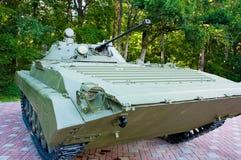 Mechanized infantry combat vehicle. Stock Image