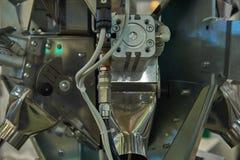 Mechanizm ścisły wydawać melanżerów luźni produkty obrazy royalty free