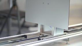 Mechanizm maszynerii produkcja na wytłaczanie roślinie - chemia przemysł zdjęcie wideo