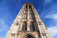 Mechelen Belfry Royalty Free Stock Photo