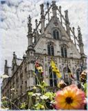 Mechelen, Belgique La grande place du marché photos stock