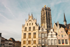 Mechelen, Belgium Royalty Free Stock Photo