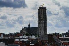 Mechelen urząd miasta zdjęcie stock
