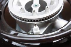 Mechero de gas Imagenes de archivo