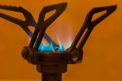 Mechero de gas Foto de archivo