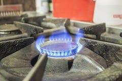 Mechero de gas Imagen de archivo