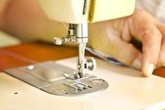 Mechine de costura cuatro Fotografía de archivo