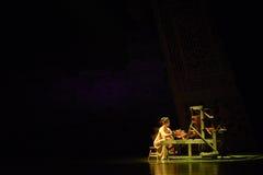 "Mecopoda elongata Linnaeus -Dance drama ""The Dream of Maritime Silk Road"" Stock Photos"