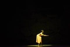 "Mecopoda elongata Linnaeus -Dance drama ""The Dream of Maritime Silk Road"" Royalty Free Stock Photo"