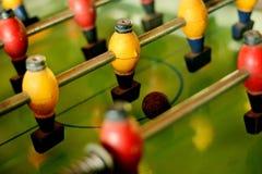 mecz futbolowy stół Fotografia Stock