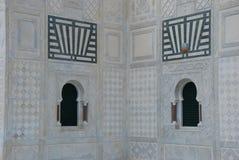 meczetów alarmowi pożarniczy okno dwa Zdjęcie Royalty Free