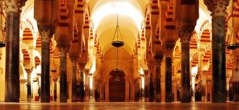 meczet cordoba, Hiszpania Obraz Royalty Free