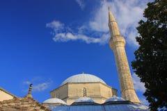 Meczet Koski Mehmed Pasha w Mostar Bośnia i Herzegovina zdjęcie royalty free