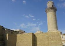 Meczet w Baku Starym mieście obrazy stock